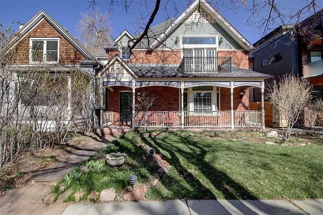 322 S Humboldt Street, Denver, CO 80209 (#8364356) :: Mile High Luxury Real Estate
