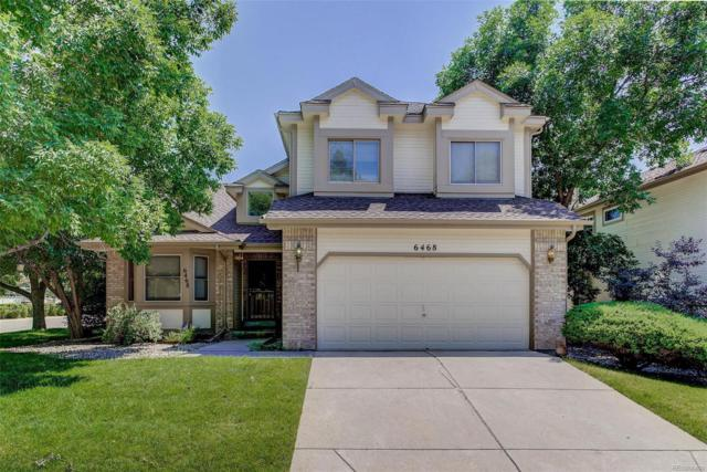 6468 S Forest Street, Centennial, CO 80121 (#8364416) :: The Dixon Group