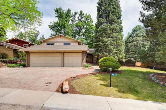 6538 S Oneida Court, Centennial, CO 80111 (#8365002) :: Bring Home Denver