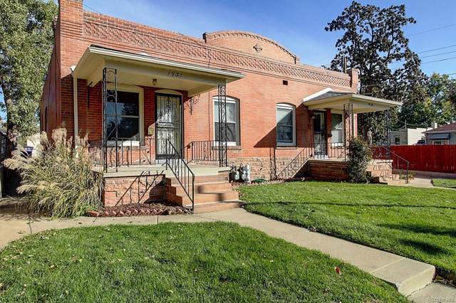 1931 W 40th Avenue, Denver, CO 80211 (#8365337) :: The DeGrood Team