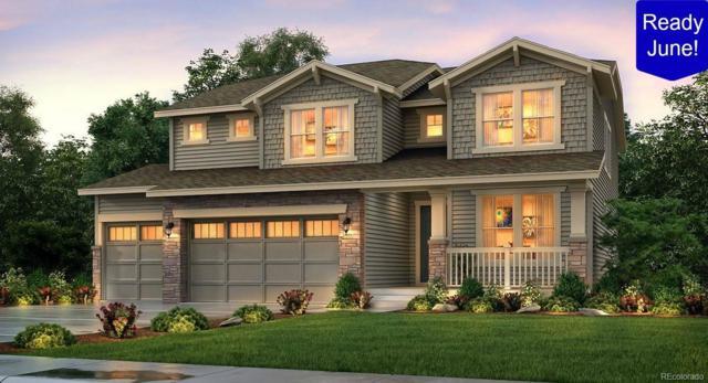 16078 Red Bud Trail, Parker, CO 80134 (MLS #8365507) :: 8z Real Estate