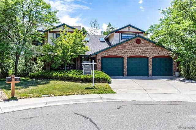 16504 E Dorado Avenue, Centennial, CO 80015 (#8365845) :: Mile High Luxury Real Estate