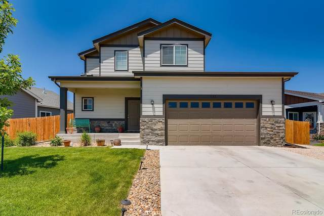 1125 Sunrise Circle, Milliken, CO 80543 (#8366094) :: The DeGrood Team