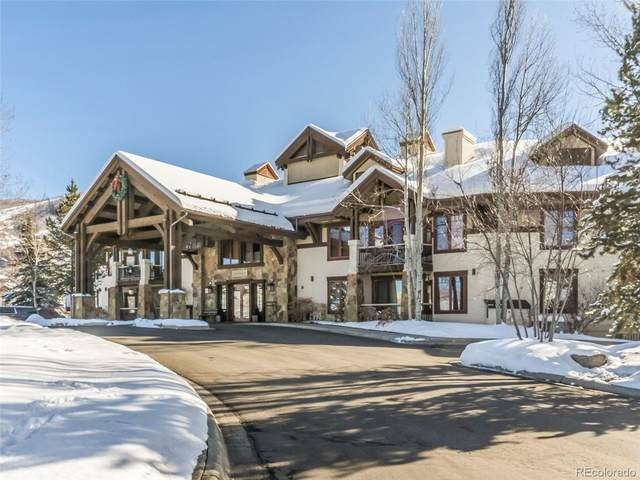 1463 Flattop Circle #203, Steamboat Springs, CO 80487 (#8367108) :: The Scott Futa Home Team