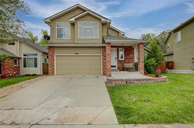 6521 S Simms Way, Littleton, CO 80127 (#8367462) :: Berkshire Hathaway HomeServices Innovative Real Estate