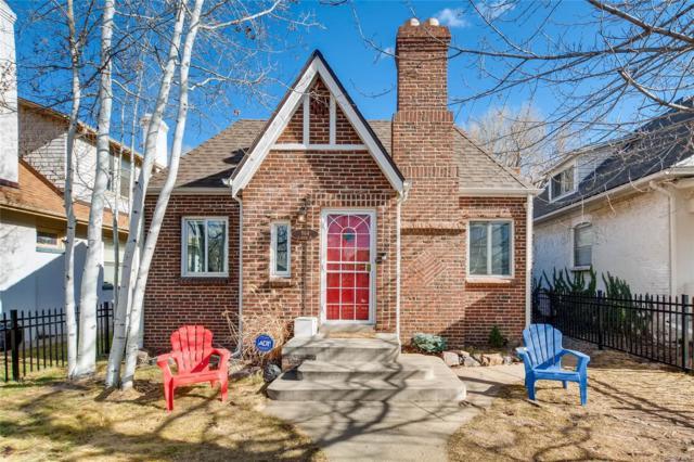 864 S S Ogden Street, Denver, CO 80209 (#8367678) :: The Pete Cook Home Group