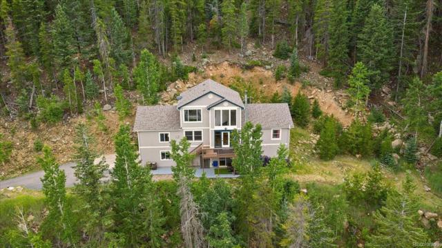643 Aspen Drive, Evergreen, CO 80439 (#8367686) :: Harling Real Estate