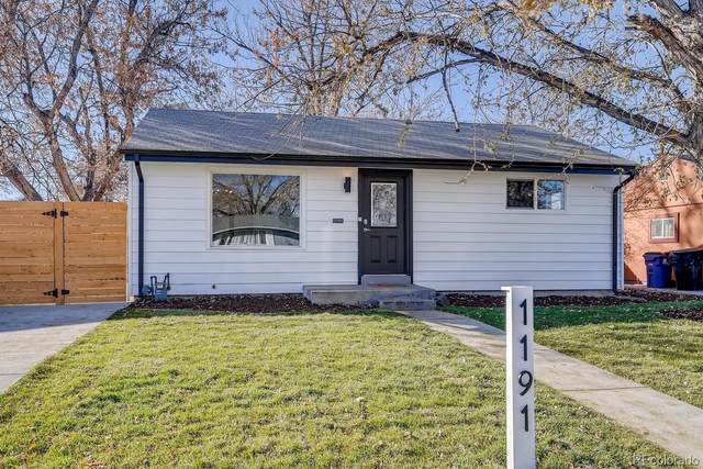 1191 S Zuni Street, Denver, CO 80223 (#8367764) :: Bring Home Denver with Keller Williams Downtown Realty LLC