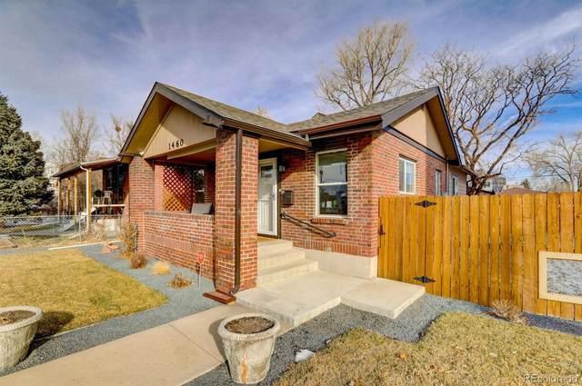 1460 Xavier Street, Denver, CO 80204 (#8367766) :: Hudson Stonegate Team