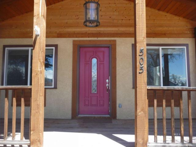 505 Ohio Street, Westcliffe, CO 81252 (#8367953) :: 5281 Exclusive Homes Realty
