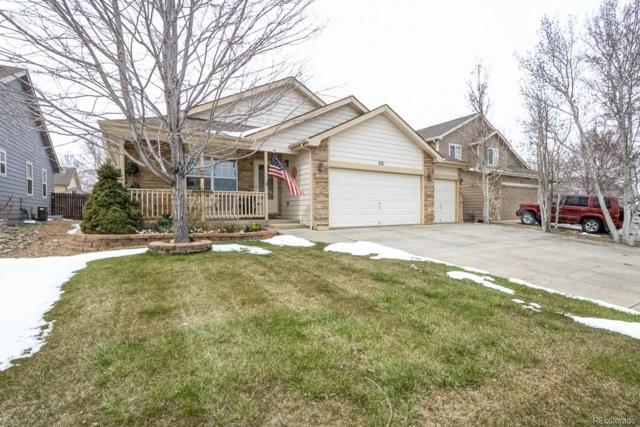 418 Gypsum Lane, Johnstown, CO 80534 (MLS #8367956) :: Kittle Real Estate