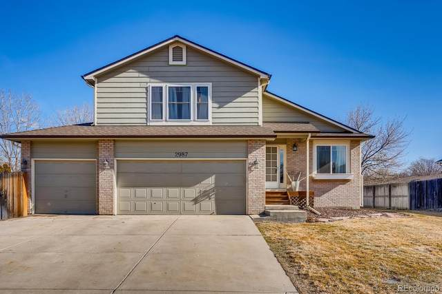 2987 W Rowland Avenue, Littleton, CO 80120 (#8368729) :: The Griffith Home Team