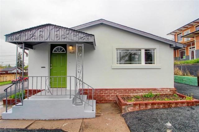 403 Julian Street, Denver, CO 80204 (MLS #8368739) :: 8z Real Estate