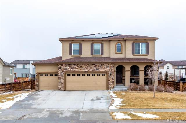 10861 Unity Parkway, Commerce City, CO 80022 (#8368746) :: The Gilbert Group