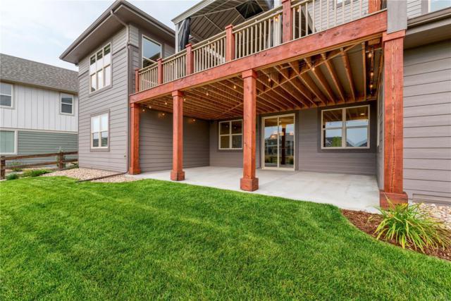 2571 Chaplin Creek Drive, Loveland, CO 80538 (#8368770) :: The Peak Properties Group