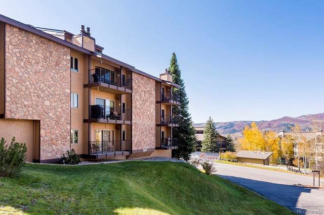 2350 Ski Trail Lane #133, Steamboat Springs, CO 80487 (MLS #8368922) :: 8z Real Estate