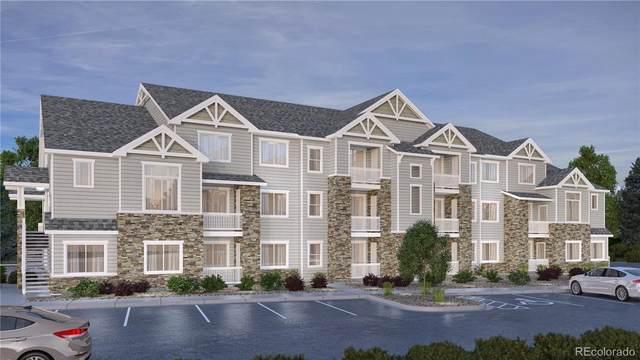 8848 S Kipling Way #101, Littleton, CO 80017 (#8369652) :: Venterra Real Estate LLC
