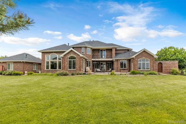 269 Claymoor Court, Castle Pines, CO 80108 (#8369716) :: Finch & Gable Real Estate Co.