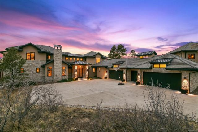 7895 Forest Keep Circle, Parker, CO 80134 (#8369719) :: The DeGrood Team