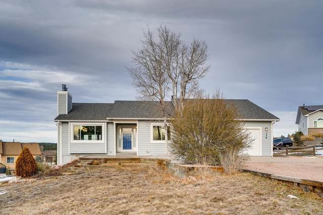 770 Bowstring Road, Monument, CO 80132 (#8369796) :: Harling Real Estate