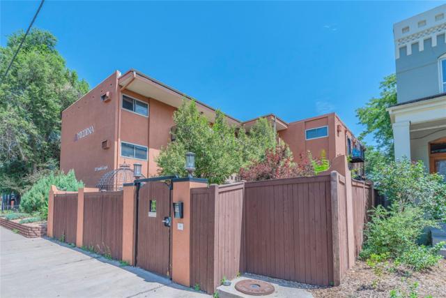 20 S Logan Street #304, Denver, CO 80209 (#8369864) :: Real Estate Professionals