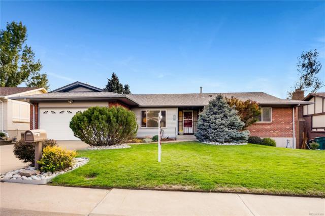 17208 E Bethany Circle, Aurora, CO 80013 (#8369946) :: The Galo Garrido Group