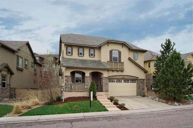 10931 Valleybrook Circle, Highlands Ranch, CO 80130 (#8370131) :: The DeGrood Team