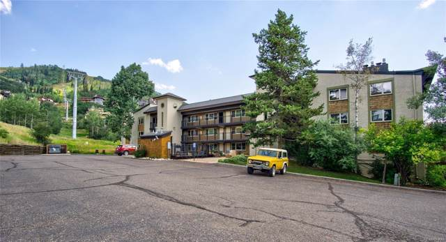 2320 Ski Trail Lane #206, Steamboat Springs, CO 80487 (#8370135) :: The Heyl Group at Keller Williams