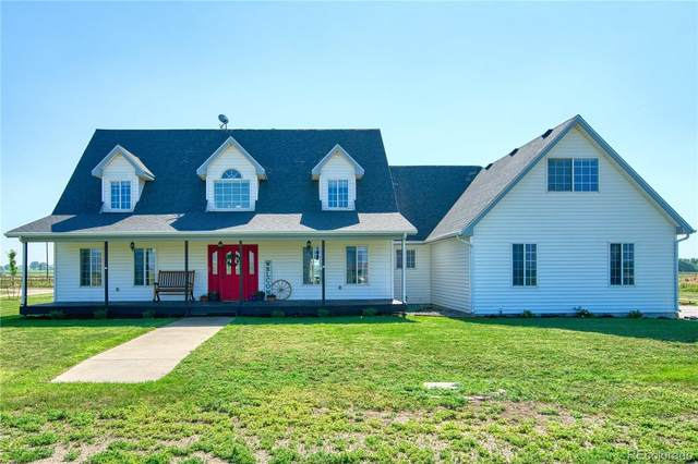 24056 Highway 392, Greeley, CO 80631 (MLS #8370203) :: Bliss Realty Group