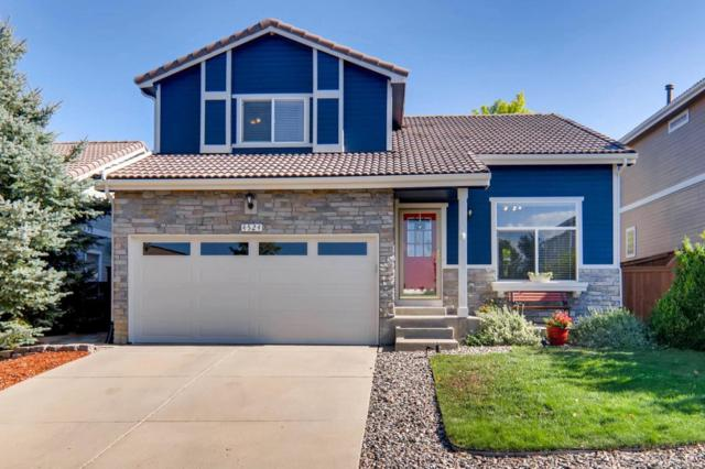 4524 Lyndenwood Circle, Highlands Ranch, CO 80130 (#8371369) :: The Griffith Home Team