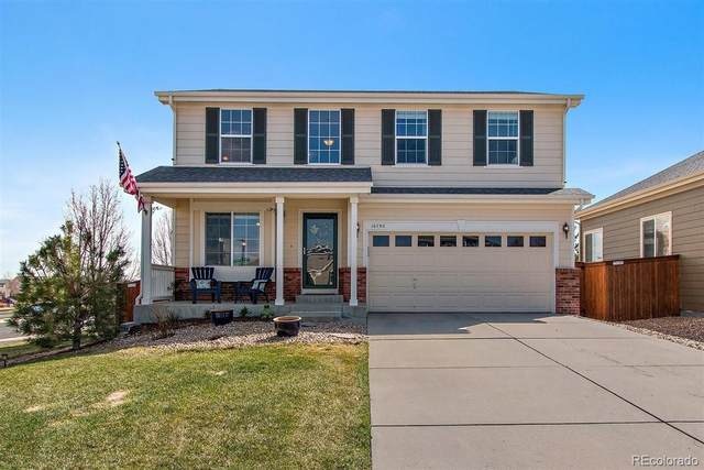 16790 Rolling Hills Place, Parker, CO 80134 (MLS #8371582) :: Wheelhouse Realty