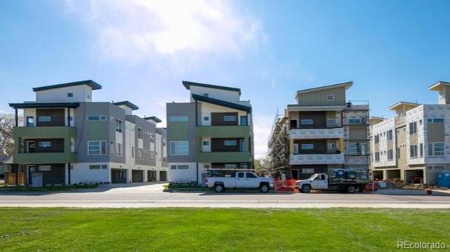 1635 Harlan Street #2, Lakewood, CO 80214 (MLS #8371612) :: 8z Real Estate