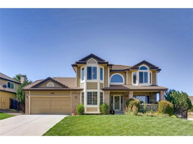 11505 Foxtail Lane, Parker, CO 80138 (MLS #8371787) :: 8z Real Estate