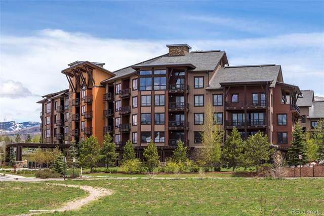 1175 Bangtail Way #2110, Steamboat Springs, CO 80487 (MLS #8371804) :: Bliss Realty Group