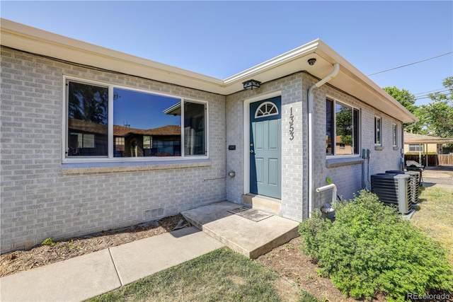 1353 S Grant Street, Denver, CO 80210 (MLS #8372502) :: Find Colorado