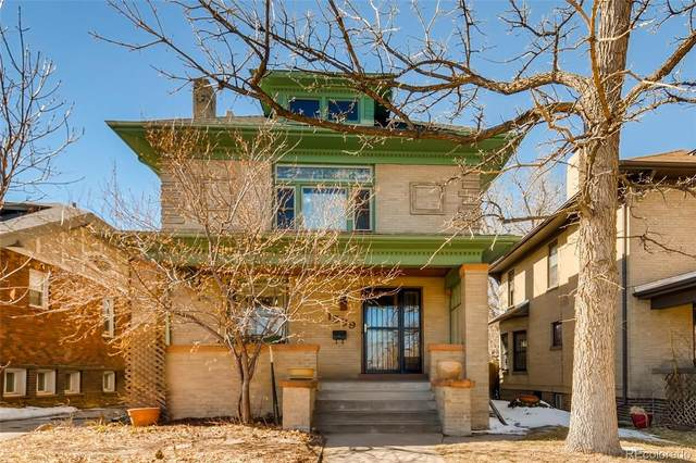 1539 Monroe Street, Denver, CO 80206 (#8372902) :: James Crocker Team