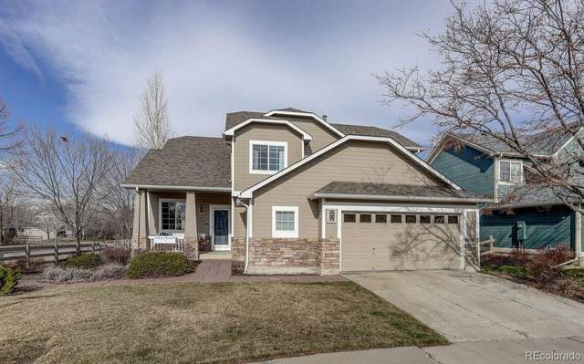 105 High Country Trail, Lafayette, CO 80026 (#8373439) :: The Brokerage Group