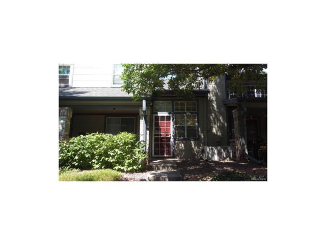 4301 S Pierce Street 9C, Denver, CO 80123 (MLS #8373457) :: 8z Real Estate