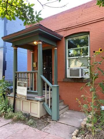 111 W Maple Avenue, Denver, CO 80223 (#8373524) :: Re/Max Structure