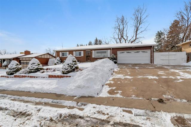 12412 W Mississippi Avenue, Lakewood, CO 80228 (#8373537) :: House Hunters Colorado