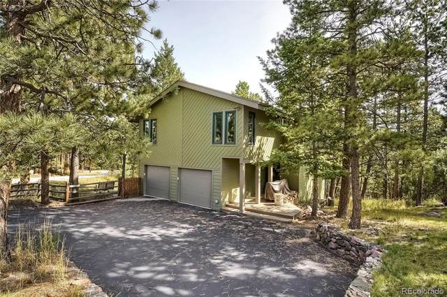 4110 Aspen Lane, Evergreen, CO 80439 (MLS #8373747) :: 8z Real Estate
