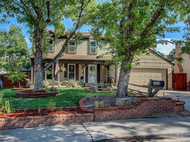 1414 S Vaughn Circle, Aurora, CO 80012 (#8373822) :: The City and Mountains Group