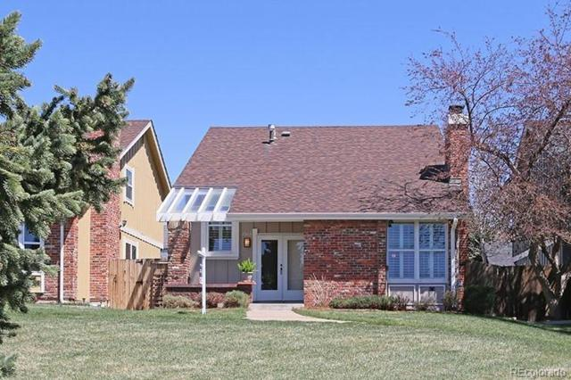 7542 S Rosemary Circle, Centennial, CO 80112 (#8374366) :: The Peak Properties Group