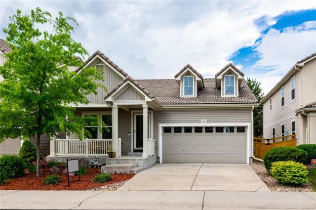 1819 Quartz Street, Castle Rock, CO 80109 (#8374391) :: The HomeSmiths Team - Keller Williams