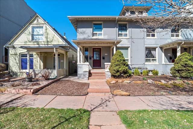 1729 N Marion Street #201, Denver, CO 80218 (#8374667) :: The Dixon Group