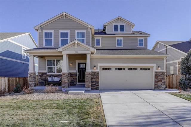 135 Northrup Drive, Erie, CO 80516 (MLS #8374908) :: 8z Real Estate