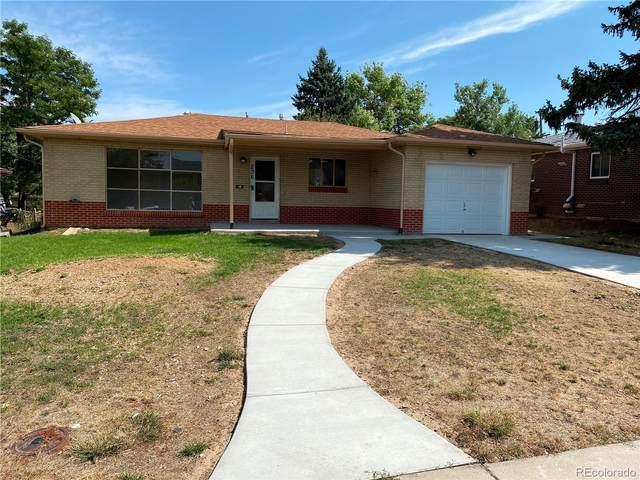 236 Iris Street, Broomfield, CO 80020 (MLS #8375131) :: Kittle Real Estate