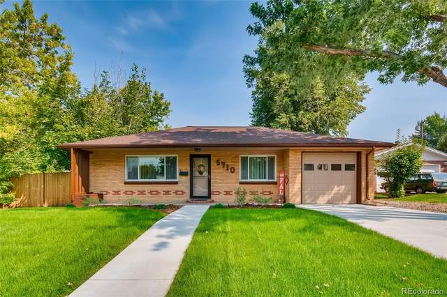 5710 S Elati Street, Littleton, CO 80120 (#8375185) :: The Colorado Foothills Team   Berkshire Hathaway Elevated Living Real Estate