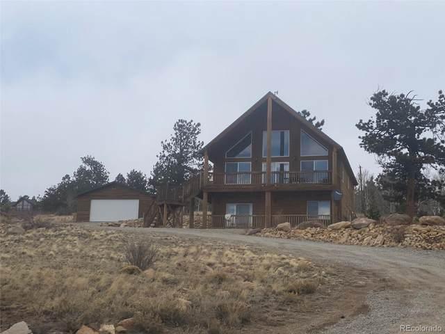 16 Lariat Loop, Hartsel, CO 80449 (MLS #8375239) :: 8z Real Estate