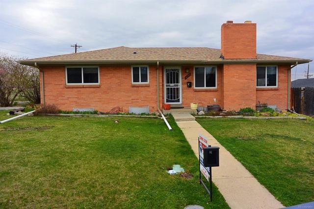 6190 Brentwood Street, Arvada, CO 80004 (#8375264) :: The HomeSmiths Team - Keller Williams